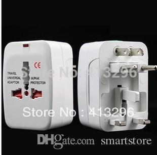 200PCS Tutto in un viaggio universale AC Power Charger Plug Adapter US Regno Unito EU AU portatile Spedizione gratuita 0001