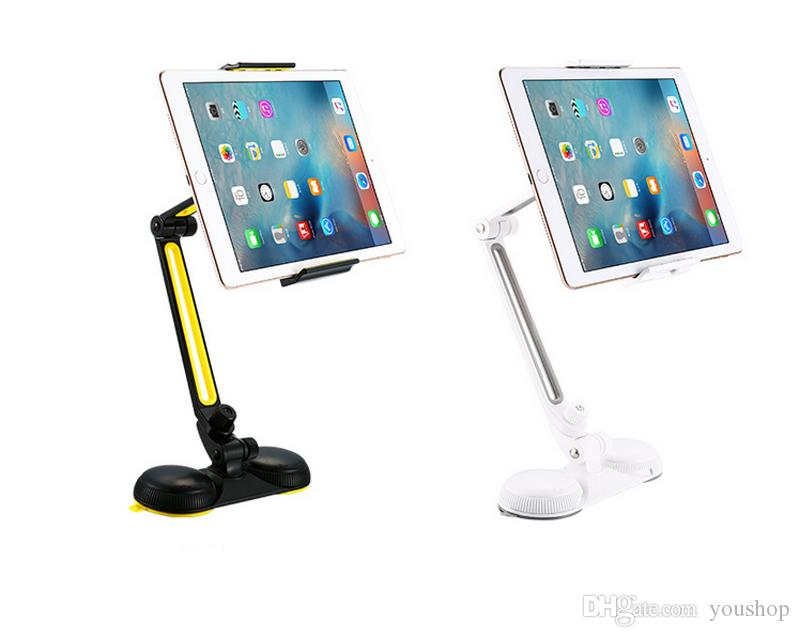 2019 360 Swivel Car Tablet Holder Goose Neck Kitchen Mount Stand Desktop  Phone Holder For 4 10 Inch Cell Phone For Ipad Tablets From Youshop, $6.58  | ...