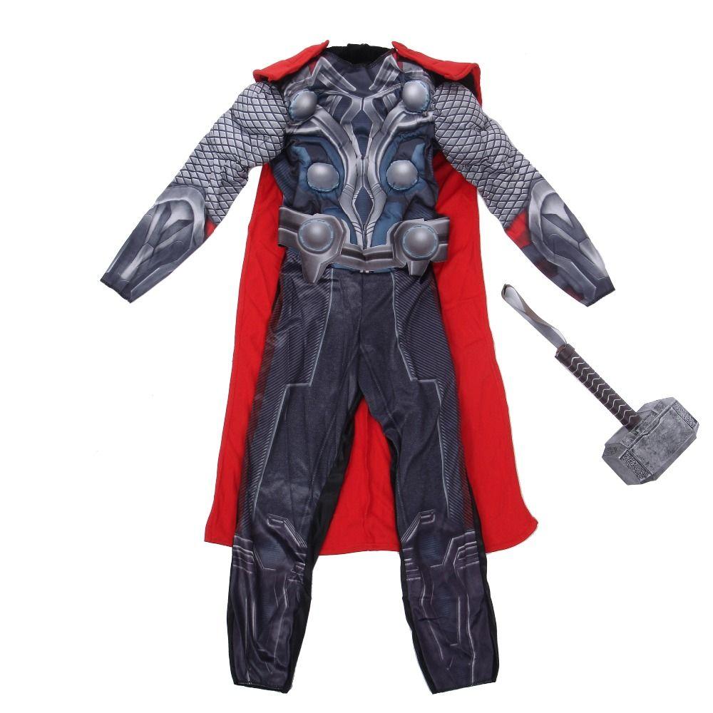 Wholesale Big Sale Child Classic Muscle Thor Kids Fantasia ...