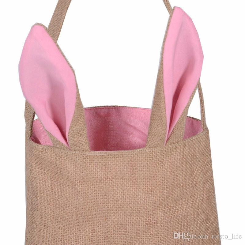 2017 hot sale easter bunny ears bag easter celebration gift tote 2017 hot sale easter bunny ears bag easter celebration gift tote easter burlap bunny baskets negle Gallery