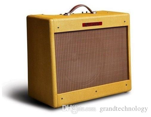 G-20 20W 5E3 OEM Hand Wired Tube Electric Guitar Amplifier Combo with Tweed Vinyl Grill Cloth 1*12 Speaker Musical Instruments Free Shipping