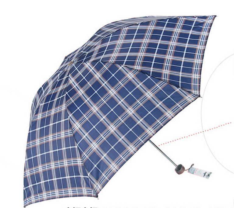 2016 authentic folding umbrella heaven 339 s, heaven umbrella rain or shine Plaid umbrella