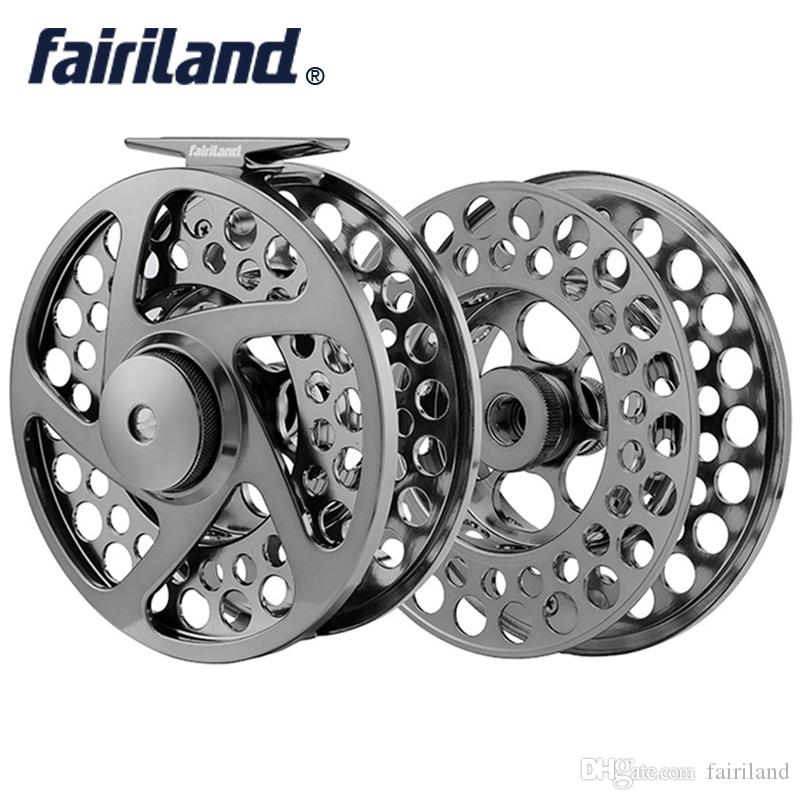 9/11 110mm/4.33in 2BB+1RB PRECISION MACHINED fly reel with SPARE SPOOL from BAR-STOCK ALUMINUM fly fishing reel with INCOMING CLICK