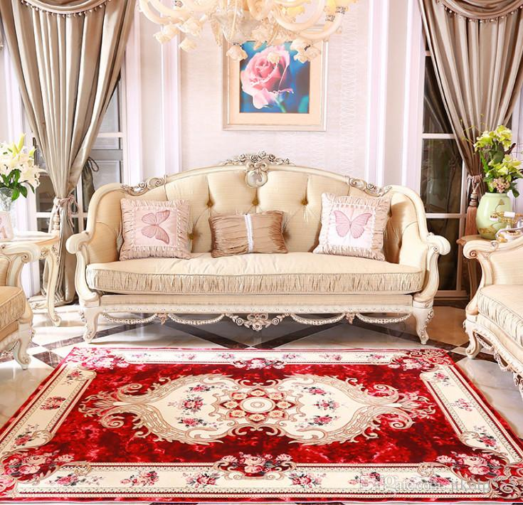 2m*3m, 9 Styles, The Latest Trend Of European And American Living Room Sofa  Bedroom Coffee Table Mat Carpet Carpet Tiles For Kitchen Industrial Style  ...