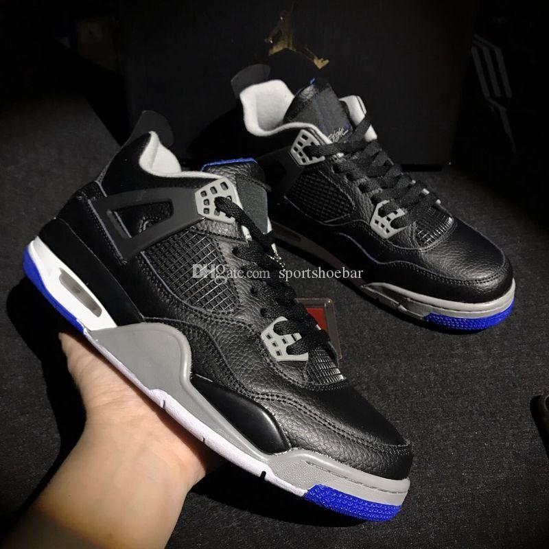 sale retailer 64e57 7076e Cheap Alternate Motorsport 4s Air Retro 4 Wholesale Men Basketball Shoes  With Box Air 4s Size 41 47 Free Shippnig Basketball Shoes Women Sports  Shoes ...