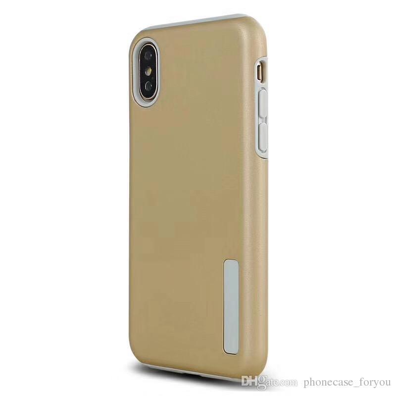100pcs/lot Hybrid Hard 2 in 1 Dual Layer Cover Case For Asus Zenfone Go 5.0 Selfie ZE570KL ZE552KL ZC551KL 5.5