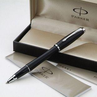 Frete Grátis- Alta Qualidade Melhor Design Parker Cidade Baozhu Pen Parker Caneta Assinatura Pike Esfrega Sarah roller ball Pen