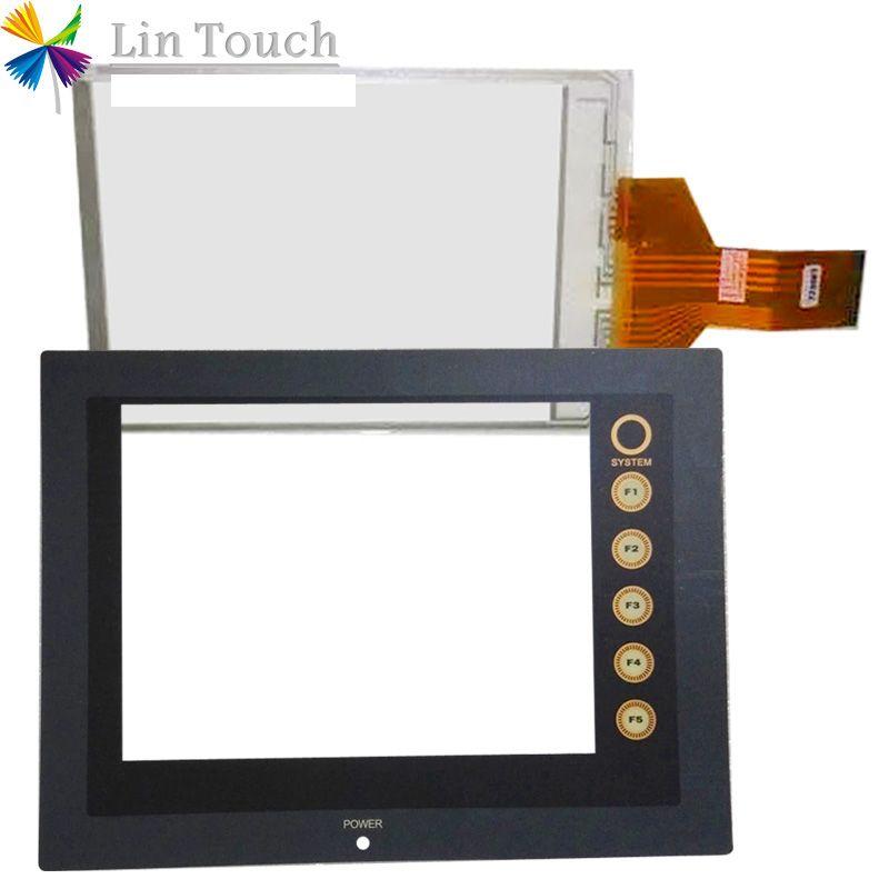 NEU UG221H-LE4 UG221H-TC4 UG221H-SC4 UG221H-LC4 UG221H-LR4 HMI-SPS TouchScreen UND Front-Etikett Film Touchscreen und Frontlabel