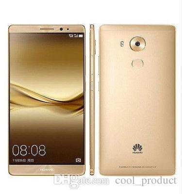 "Original Huawei Mate 8 4G LTE Cell Phone 4GB RAM 64GB 128GB ROM Kirin 950 Octa Core Android 6.0"" 16MP Fingerprint ID NFC Smart Mobile Phone"