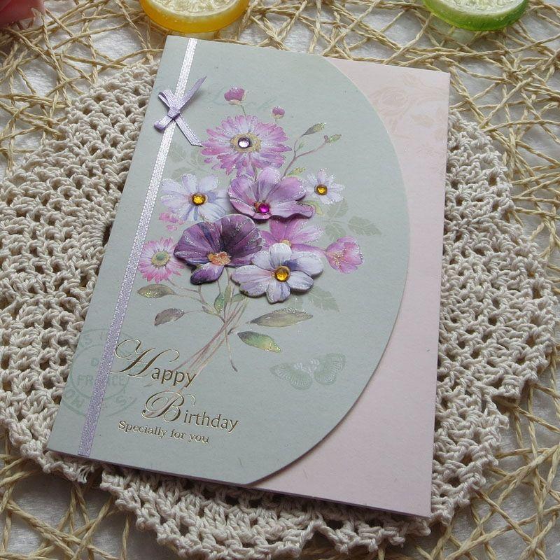 tarjeta estreo manual tarjeta de regalo de cumpleaos d patrones de paquete mixto con sobre