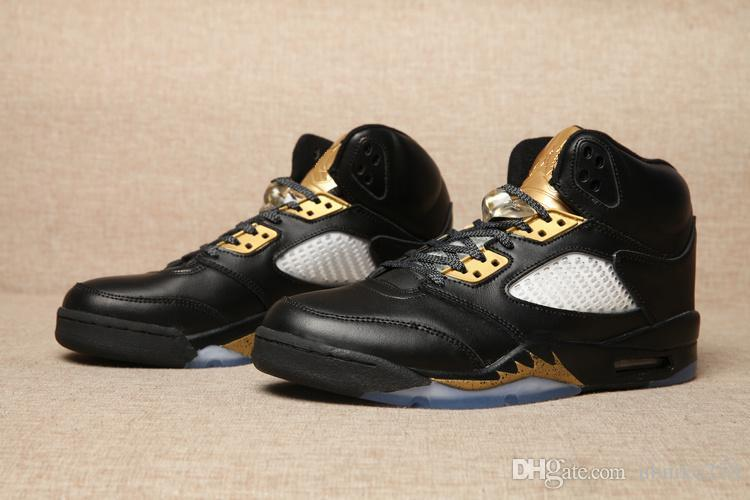 new style 8c743 55bc2 RETRO 5 Gold Meda Athletic Trainer Sports GS Jam Sneakers Metallic Metallic  Silver Grape Black Mnight Raptors Space 5s Basketball Shoes Basketball ...