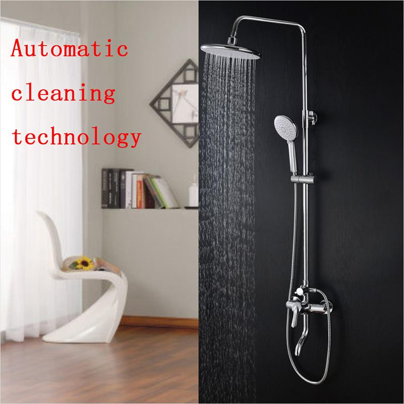 2018 Hs Bathroom Shower Sets Wall Mounted Shower System Made Of ...