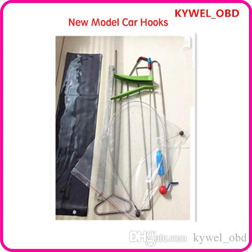 نموذج جديد للسيارات أداة سريعة المفتوحة كيت ،، أدوات اختيار قفل السيارة ، أداة قفال فتحت باب السيارة ، سيارة السنانير حرية الملاحة