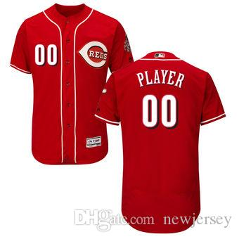 4f4e4c887 2019 Custom Cincinnati Reds Sports Throwback Mlb Cheap Baseball Jerseys  Johnny Bench Fashion Men Youth Women Flex Base Cool Base Jersey Sizes 4XL  From ...