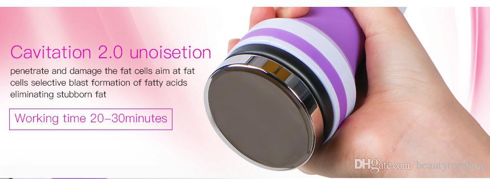 Pro 40K Cavitation Probe Ultrasonic Cellulite Removal Body Slimming Attachment of