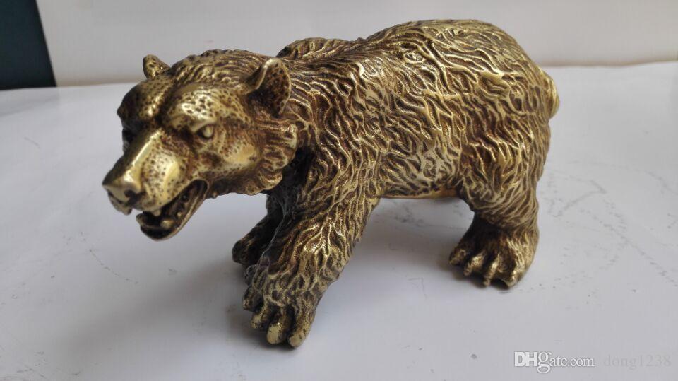 el ile oyulmuş dekoratif eski bronz heykel nadir koleksiyon