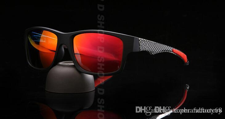 Jup Fibra De Carbono Óculos De Sol Polarizados Homens Mulheres Óculos De Sol Óculos De Sol Óculos Óculos De Sol Oculos Gafas De Polarizados com Caixa