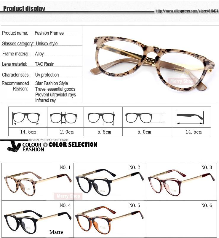 designer glasses brands  Merry\u0027S Fashion Women Cat\u0027S Eye Glasses Brand Designer Frames ...