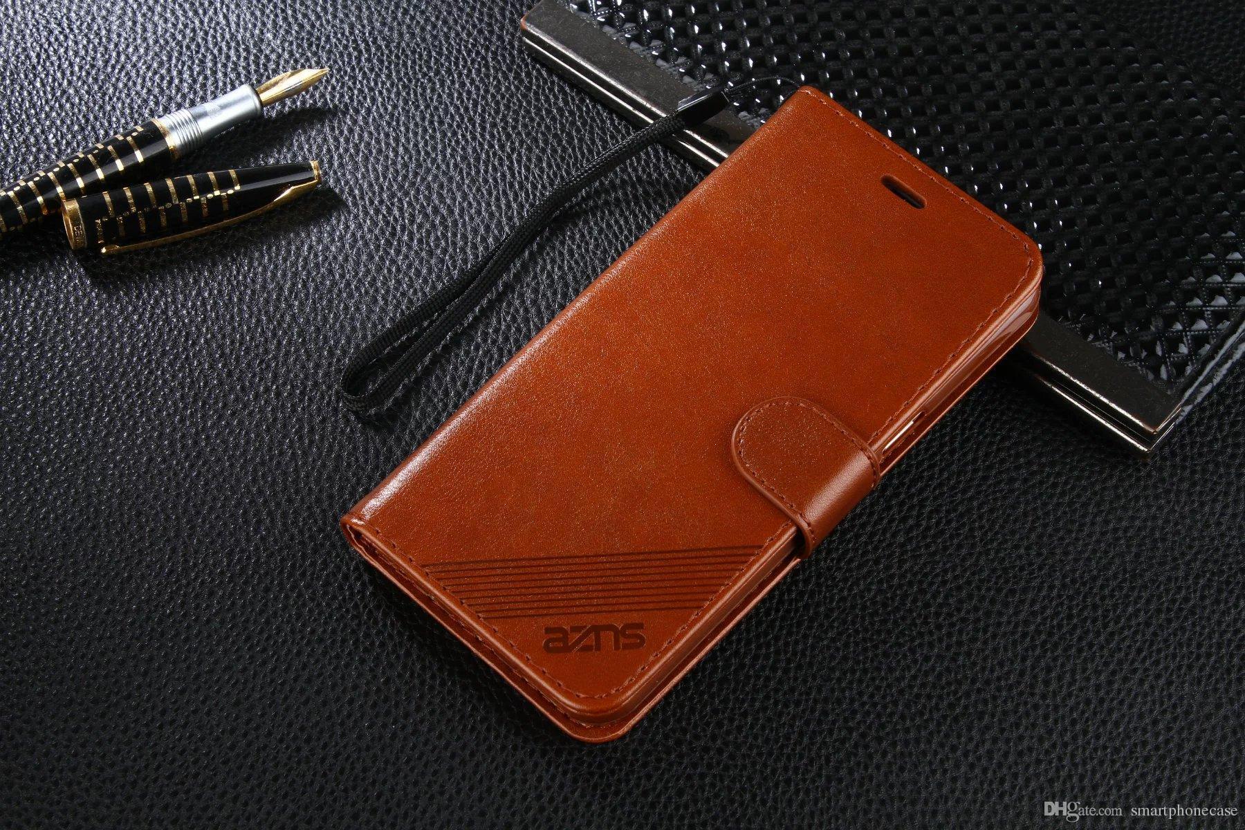 Per OPPO A39 Caso Marca copertura sveglia Slim calda vibrazione di cuoio di lusso originale di caso per OPPO A39