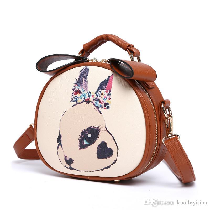 Hot Fashion printing Shoulder Bag Cosmetic Bag New Women Makeup Organizer Storage Bag Case
