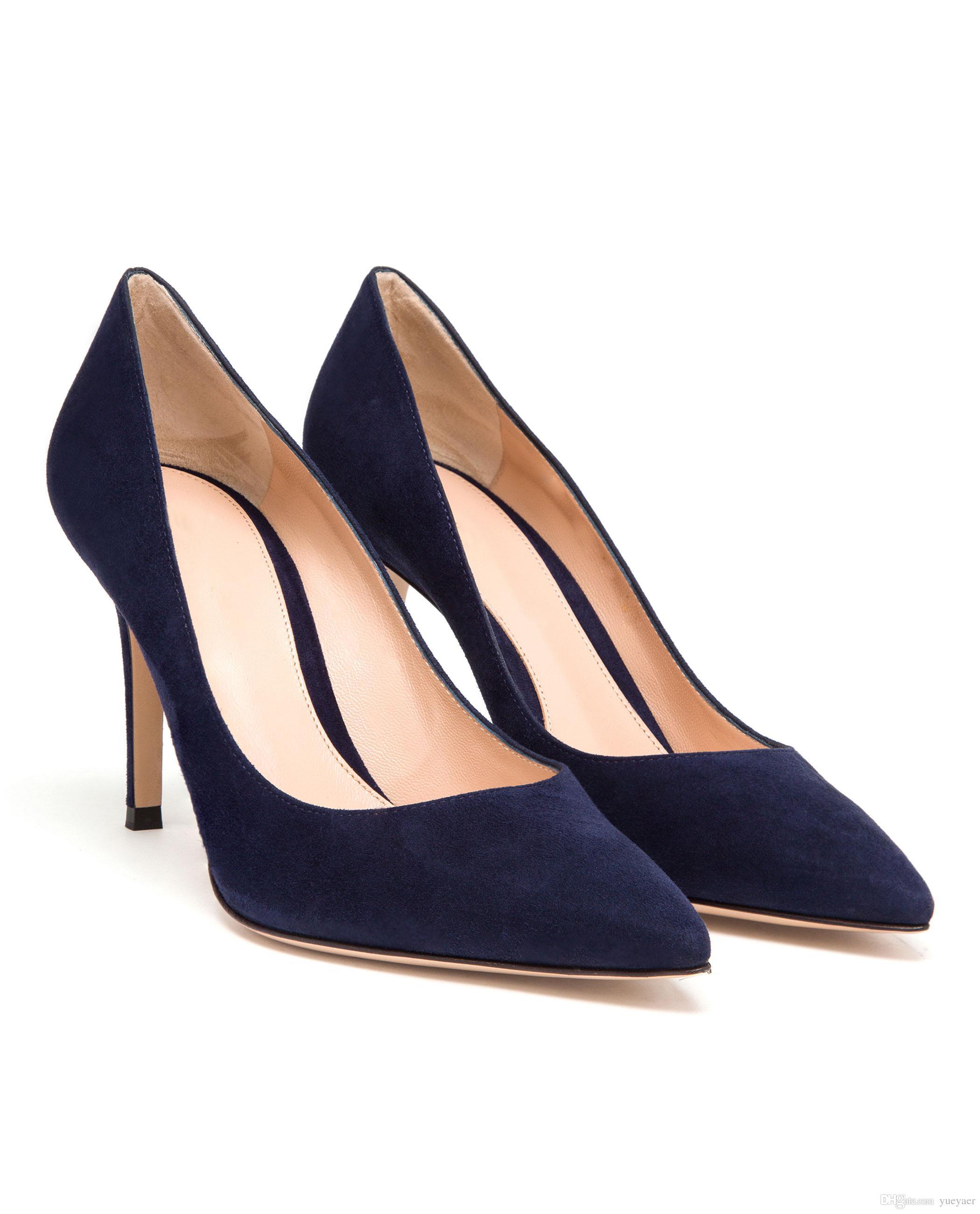 Zandina Ladies Handmade 16cm Super-Heel Dress Shoes LAMIE Party Club Fashion Evening Pumps Shoes