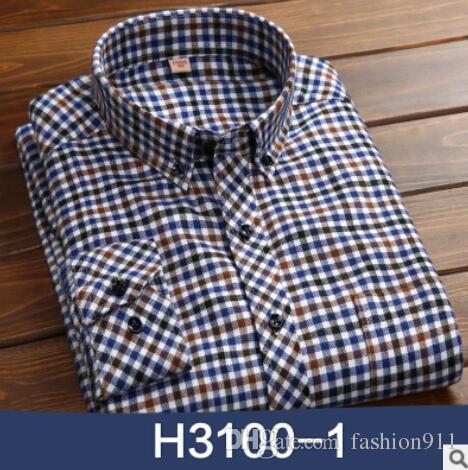 Frete grátis - colarinho stand-up Evitar engomar camisa de mangas compridas coleira hit cor dos homens de algodão de Slim de mangas compridas