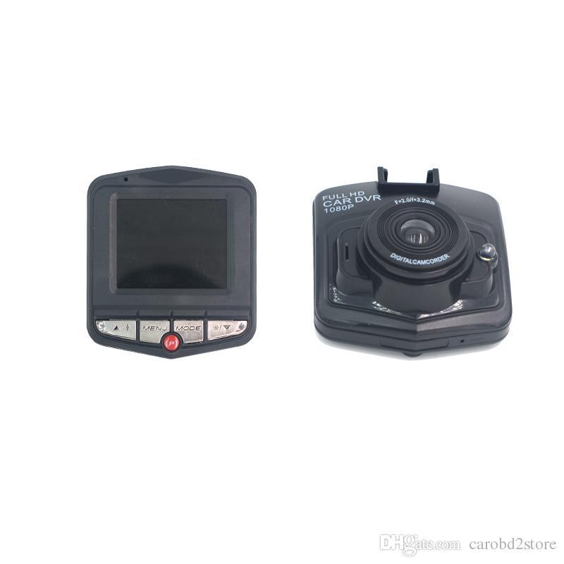 Date Mini Voiture DVR Caméra GT300 Caméscope 1080 P Full HD Enregistreur Vidéo Parking Enregistreur G-capteur Dash Cam