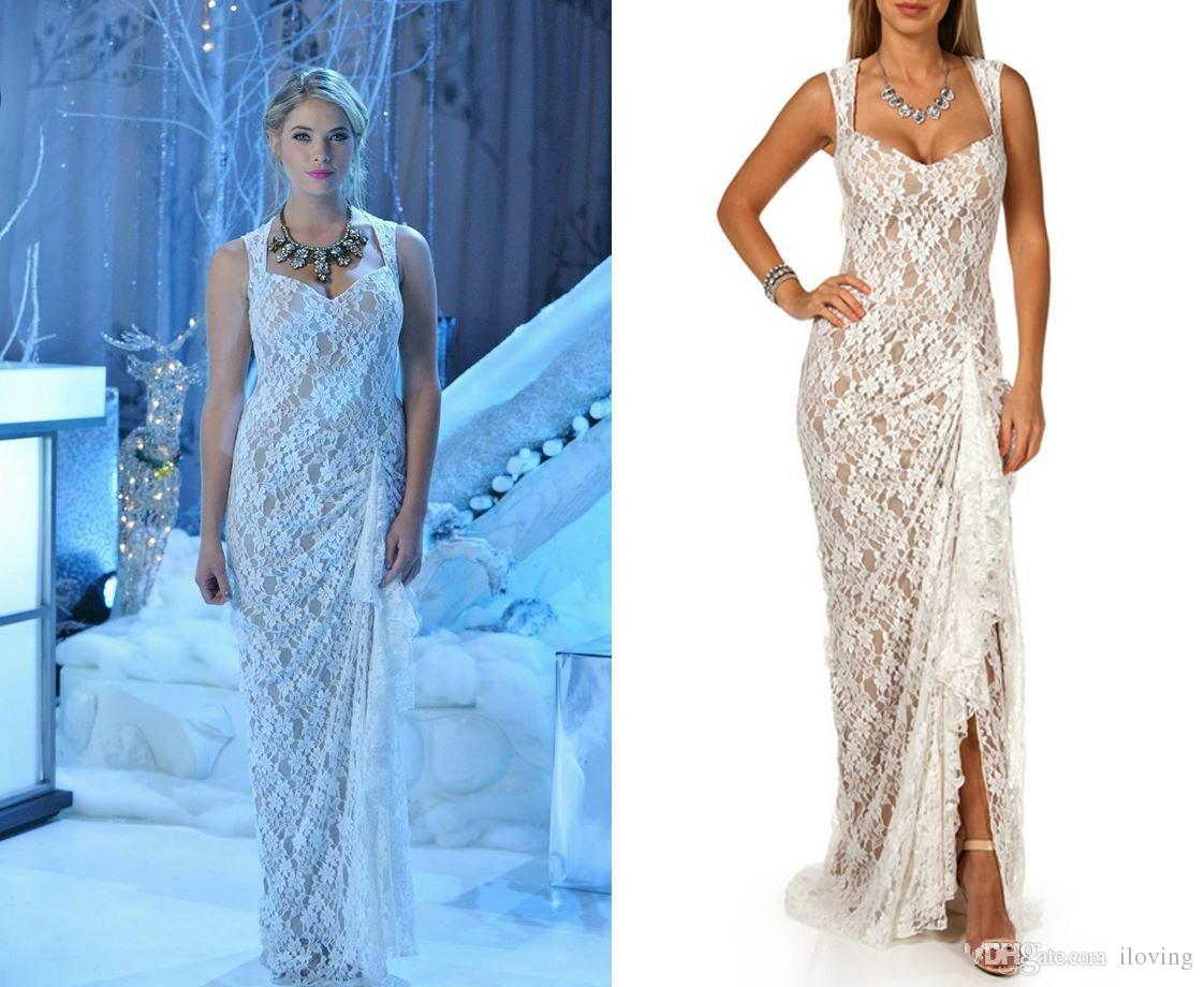 Discount Full Lace Pick Ups Square Neck Bohemian Wedding Dresses ...