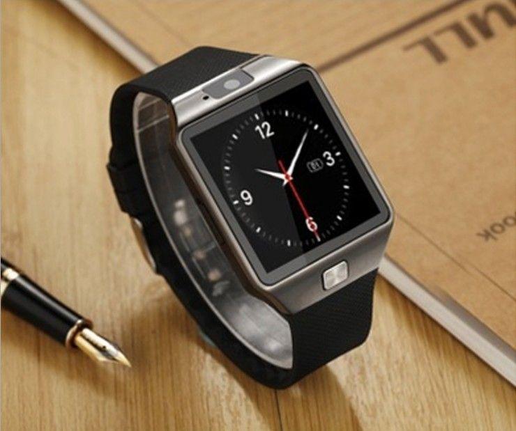 DZ09 Wristbrand GT08 U8 A1 Smartwatch Bluetooth Android SIM Intelligente Handy-Uhr mit Kamera kann Schlafzustand Kleinpaket aufzeichnen