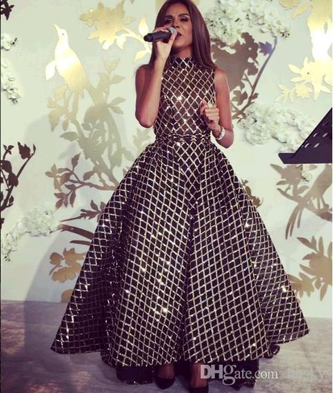Celebrity dress Evening dress Labourjoisie Ball gown Hind HB Sequines Yousef aljasmi Kylie Jenner Zuhair murad Kim kardashian