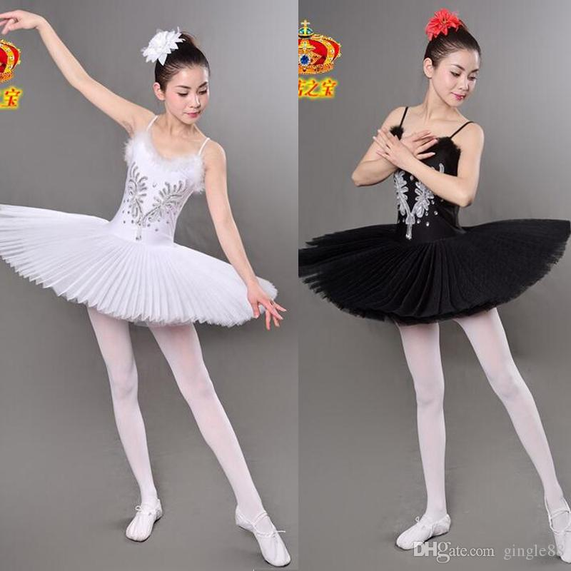 The Adult Ballet Skirt tutu Ballet Swan Lake Game Stage Costumes