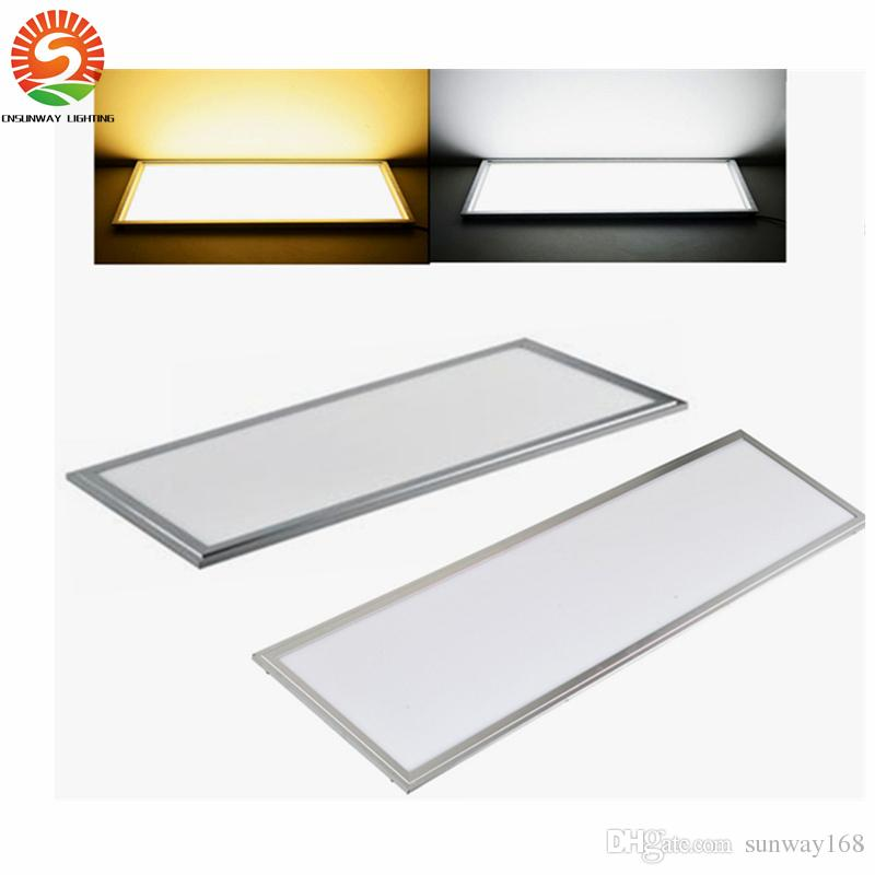 Led panel 54w light 300X1200MM led panel light lamp SMD 2835 with Beam angle 120 Degree Warm /Cool White