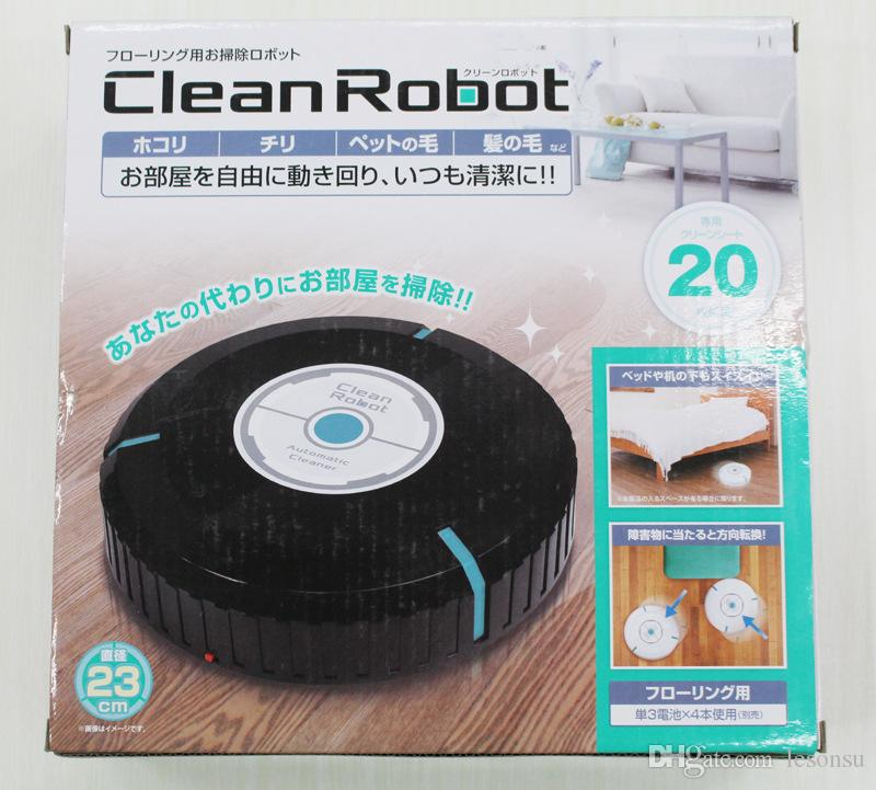 news random smart cleaner robot mop automatic dust cleaner auto cleaner robot japan sweeping robot - Robot Mop