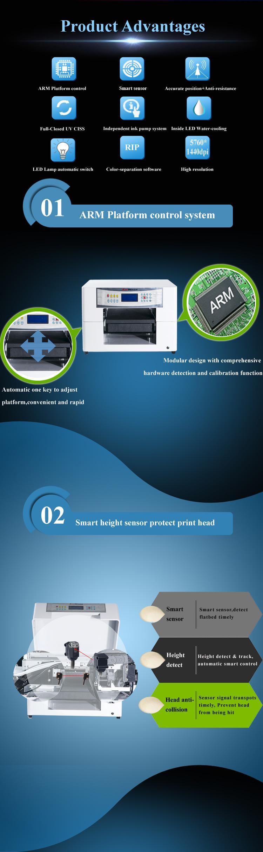 The Lowest Price Inkjet Digital Business Card Printing Machine Uv ...