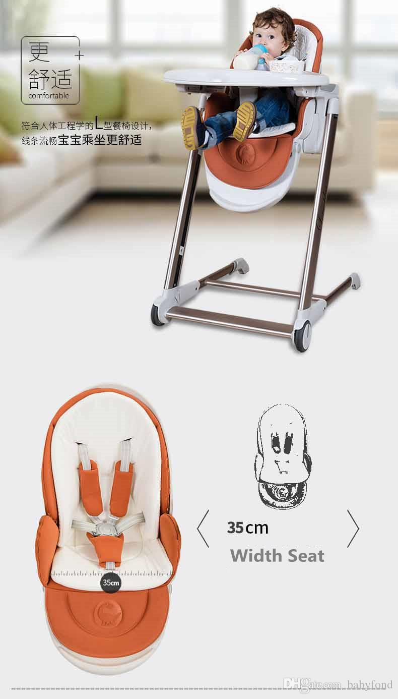 2017 Hot Sell Babyruler Dining Chair,Multi Functional Folding Baby ...