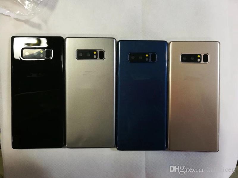 KAIBAICEN Molde falso falso para Samsung Note8 / Note 8 Molde falso para teléfono móvil solo para pantalla Modelo falso que no funciona