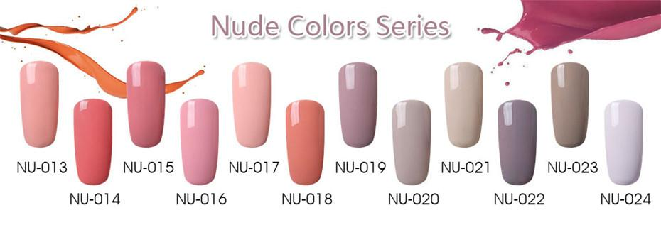 Nude Colors~2