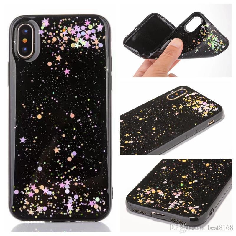 Flirting Glitter Cover iPhone 6/7/8