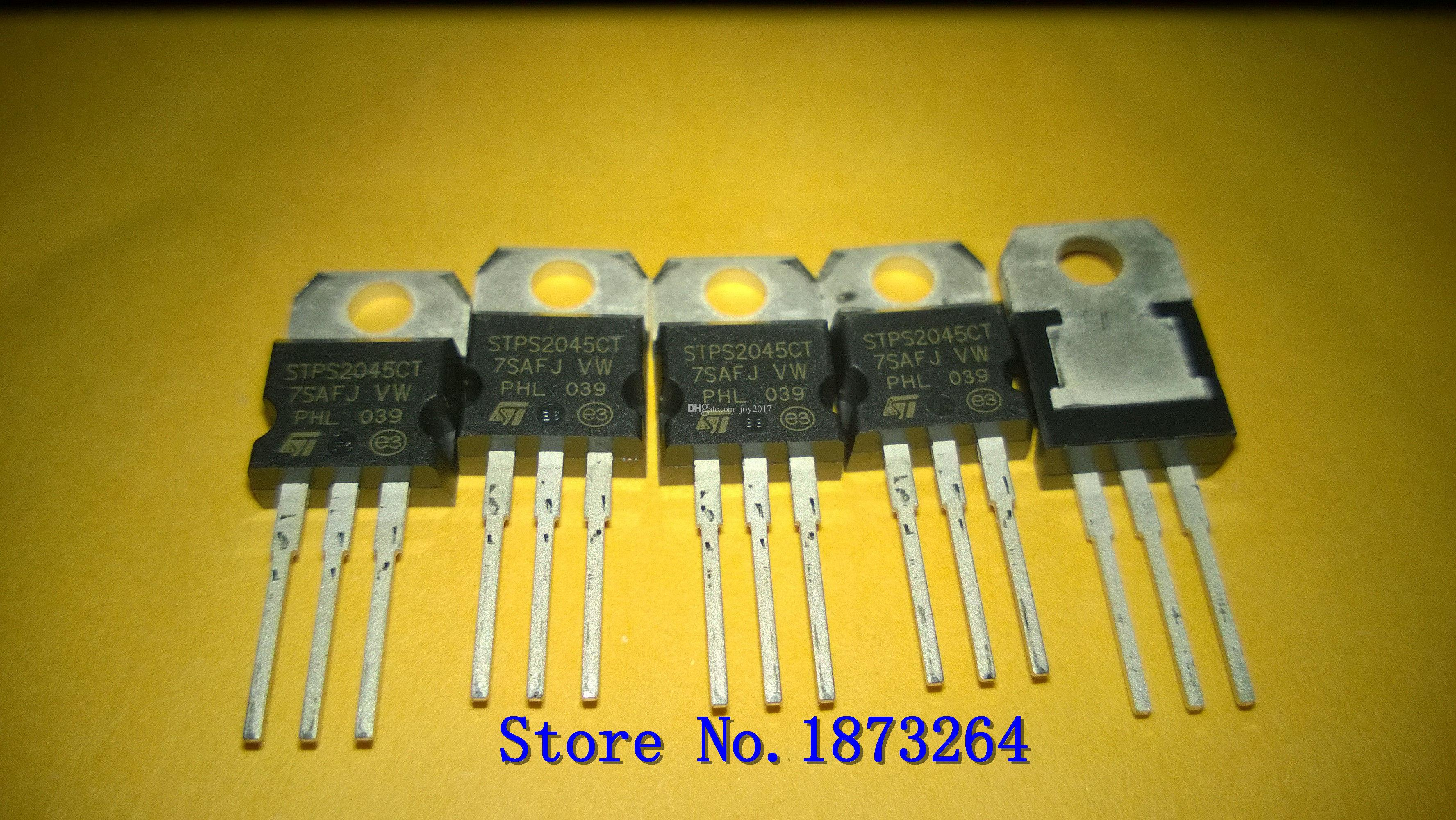 a 500 KFTB High Load Resistor 500kΩ Radial bedrahtet TO-220 TRU components TCP20S