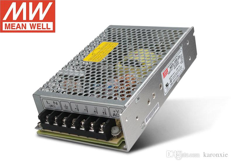 New 1PC MeanWell S-350-48 48V 7.3A Power Supply