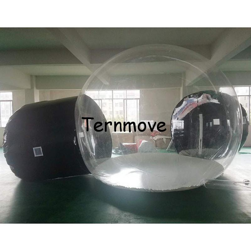 inflatable bubble hotel tent