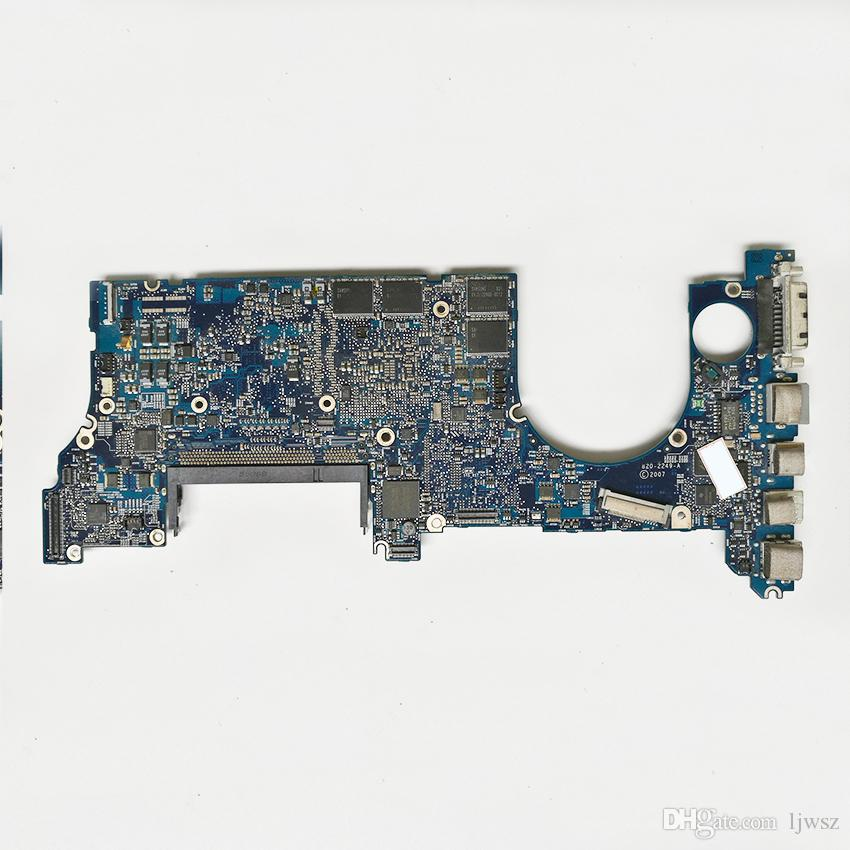 """820-2249-A MotherBoard MB134 661-4961 2.5GHz T9300 CPU 8600M system board Logic board for Macbook Pro 15"""" A1260"""