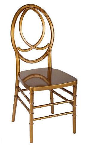 cheap resin phoenix chair for wedding