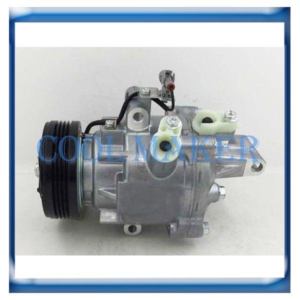 Compressor QS70 ac para SUZUKI SWIFT 95200-68LA1 AKS200A205A 95201-68LA1