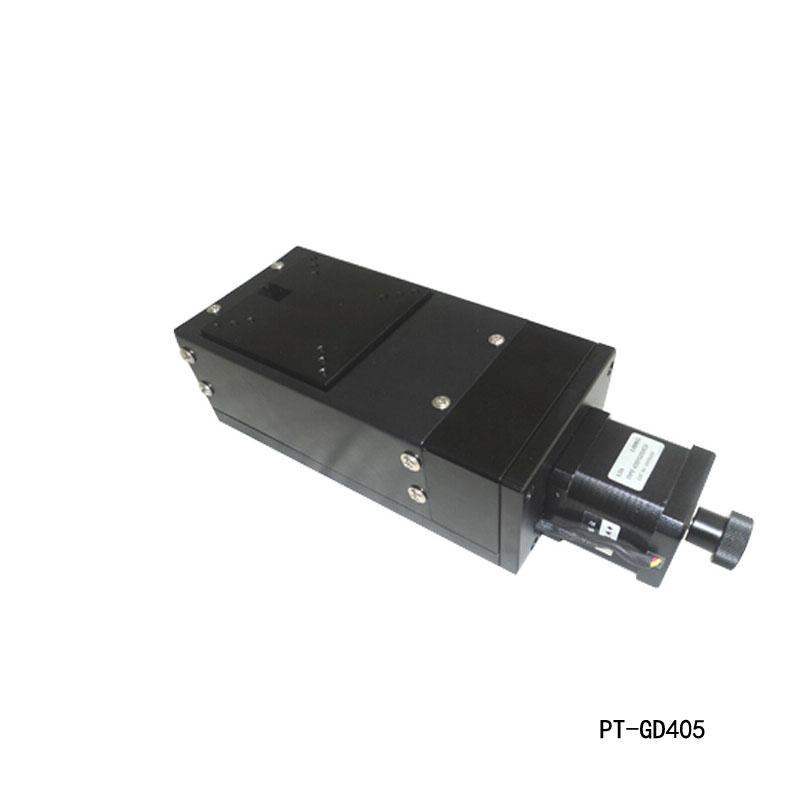 전기 리프팅 플랫폼 모터 드 랩 잭 승강기 광학 슬라이딩 리프트 10mm 여행 PT-GD405
