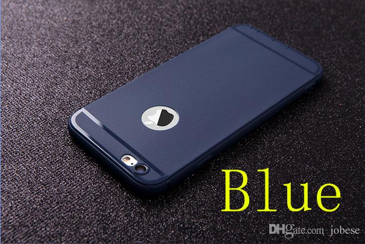 Coque Iphone 6s Crystal Gel pour iPhone 6s Plus ultra-mince transparente TPU souple