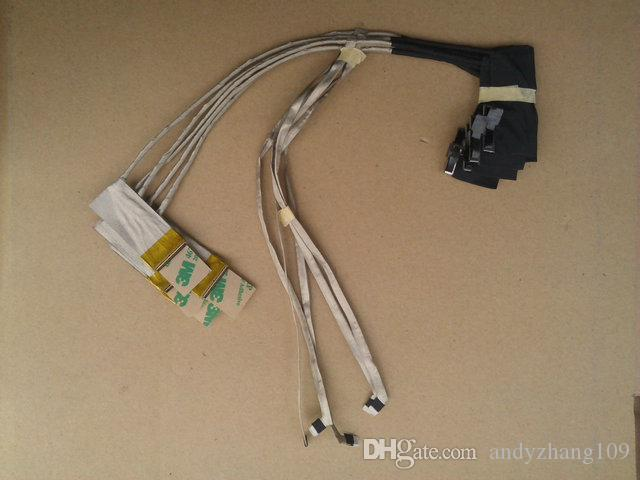 Free shipping new Original video cable for HP Pavilion G4 G4-1000 screen cable DD0R12LC000 DD0R12LC020