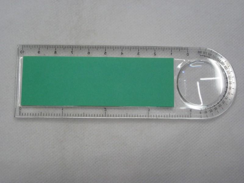 Wholesale gift calculator 10 cm ruler calculator solar multi-function computer