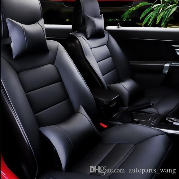 Special Leather Car Seat Covers For Volkswagen All Models Vw Passat B5 6 Polo Golf Tiguan Jetta Touran Touareg Accessories 2018 From Autoparts Wang