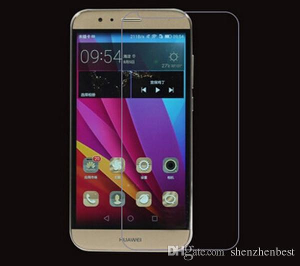 9H 0.3MM Premium Verre Trempé pour Huawei C199 / C8813 / C8816 / P6 / P7 / P8 / copains / copains2 / copains7 / G510 50pcs Livraison gratuite